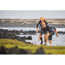 Zone3 Neoprene Swimming Cap Czepek pływacki pomarańczowy